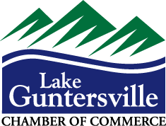 Lake Guntersville Chamber of Commerce Logo